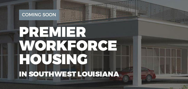 Lake Charles Louisiana Workforce Housing