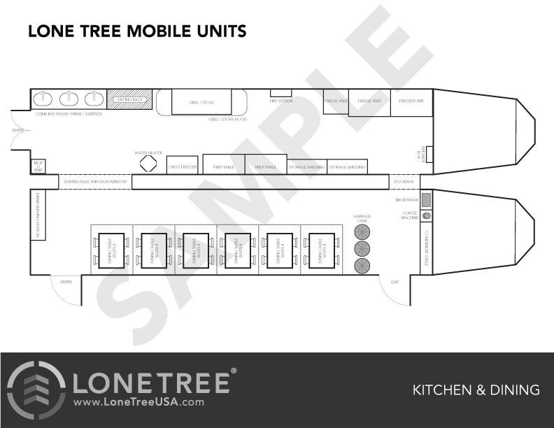 mobile man camp housing