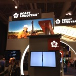 Many Great Companies Attended, like Boart Longyear
